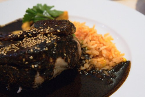 Chicken Mole Negro