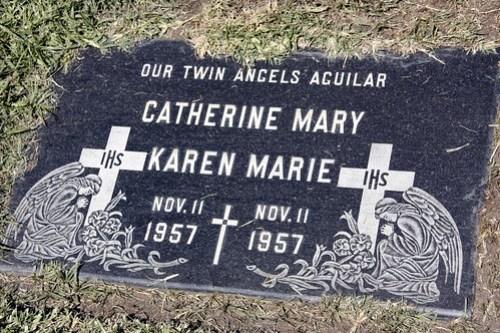 born on Maddie's birthday, 50 years earlier