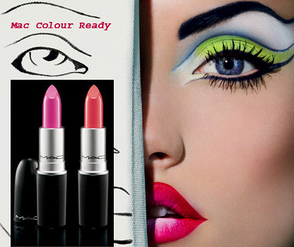 MAC Cosmetics Colour Ready