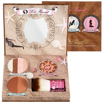 The Bronzed & The Beautiful Bronzing Powder - Too Faced
