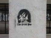 The Pirate Bay in Makarska, Croatia
