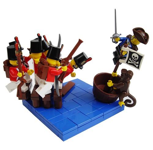 Karrde Pirate Tub