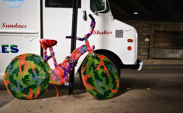 Sweater Bike