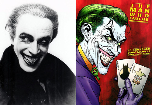Conrad Veidt / The Joker