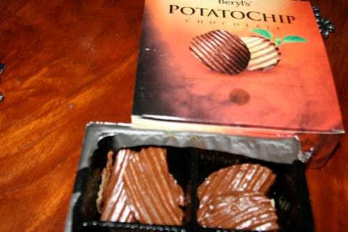 Beryl's Chocolate Potato Chips