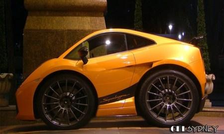 Mini Lamborghini Gallardo Superleggera