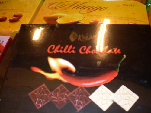 Beryl's Chili Chocolate
