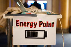 Energy Point at Fronties of Interaction