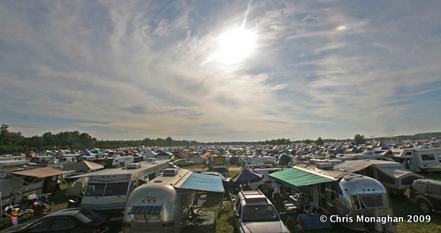 Tent City @ Rothbury 2009
