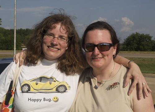 Stephanie and BJ