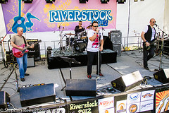 Riverstock 2012 - Bands - 9th to 11th November 2012