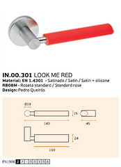 IN.00.301 LOOK ME RED