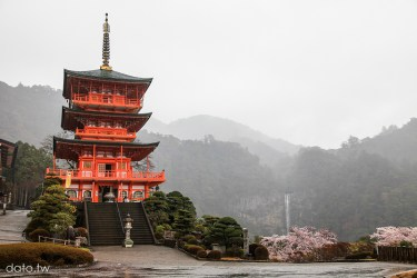 [紀伊半島3-5]熊野那智大社、青岸渡寺、飛瀧神社