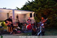09 Juillet 2014 - Eliot Plain Trio