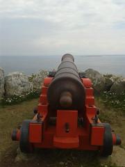 Cannon vers le large