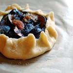Fig &amp; Lavender Goat Cheese Galettes