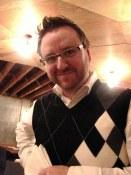 Proud dad, restaurateur Tom Doughty