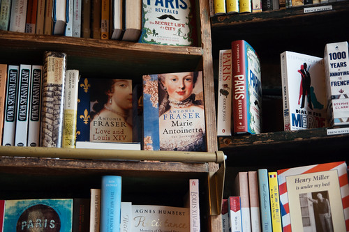 Shakespeare and Co - June '11