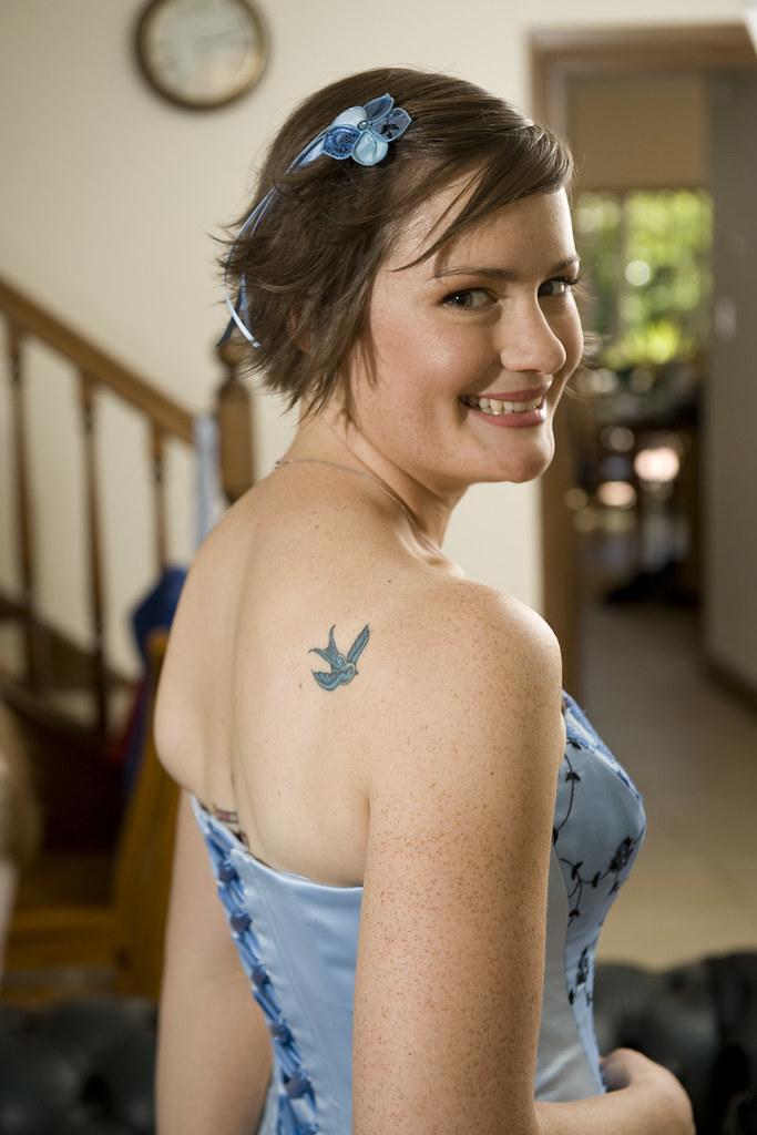 Blue bird Kim