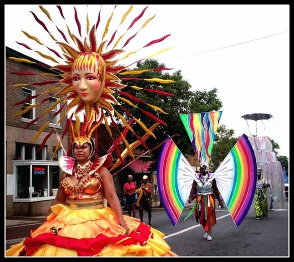 Barbadians Takoma Park 4th of July 07 parade