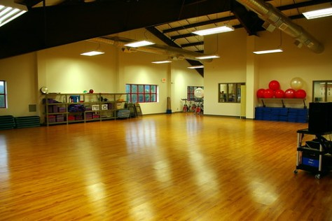 YMCA new facilities