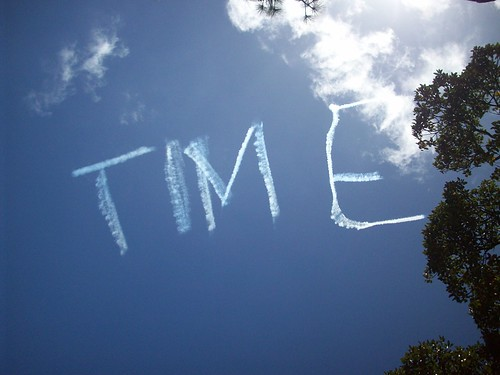 Time in the sky