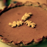Classic Pumpkin Pie