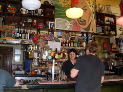 The Bar @ The Napier, Fitzroy, Melbourne