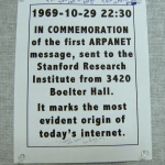 History and its purpose: the case of the government and the Internet