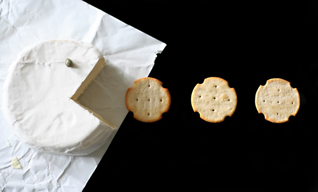 Pac-Man (Camembert Style!)