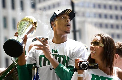 Boston Celtics 2008 NBA champions