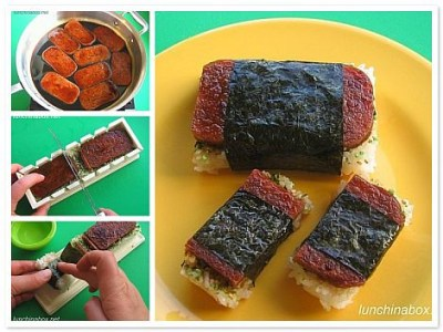How to make Spam musubi | Flickr - Photo Sharing!