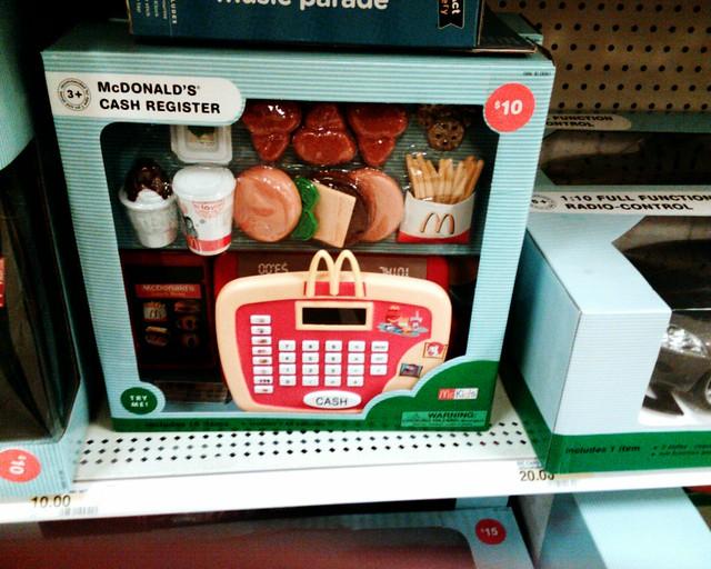 McDonalds Cash Register   Flickr - Photo Sharing!