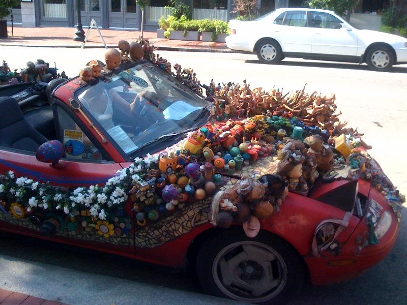 Kentucky Art Car Show