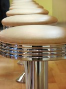 Lunch counter stools