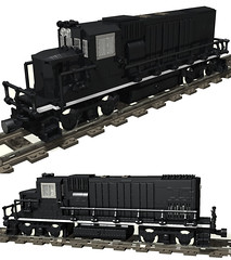 Norfolk Southern GP15-1
