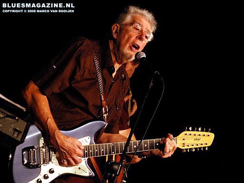 John Mayall & The Bluesbreakers @ Vereeniging, Nijmegen (NL)