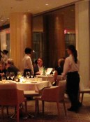 The dining room at Market