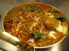 Panang beef with peanuts, nutmeg, thai basil