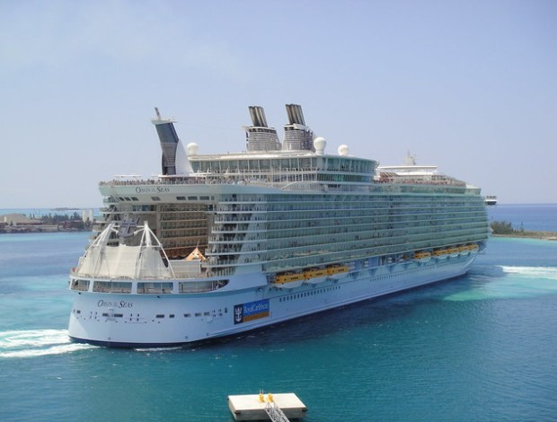 BEST CRUISE SHIPS OASIS OF THE SEAS