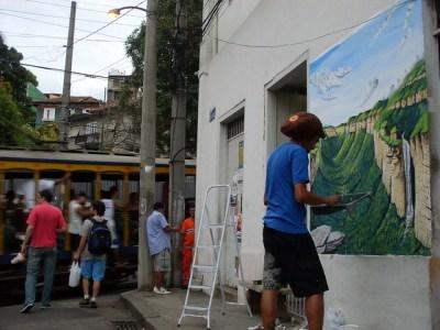 Painel do Vale do Cachoeirão