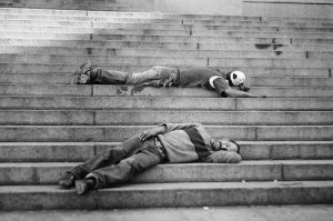 Dorme, por Marco Gomes