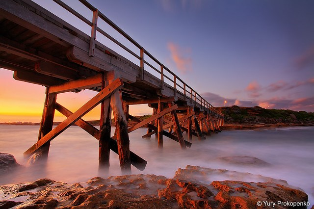Bare Island – La Perouse. Sydney, Australia :: HDR por Yury Prokopenko