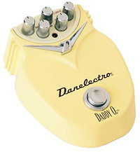 Dan Electro Daddy-O tube distortion
