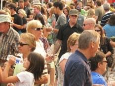 Okanagan Summer Wine Festival | outdoor progressive tasting at Silver Star