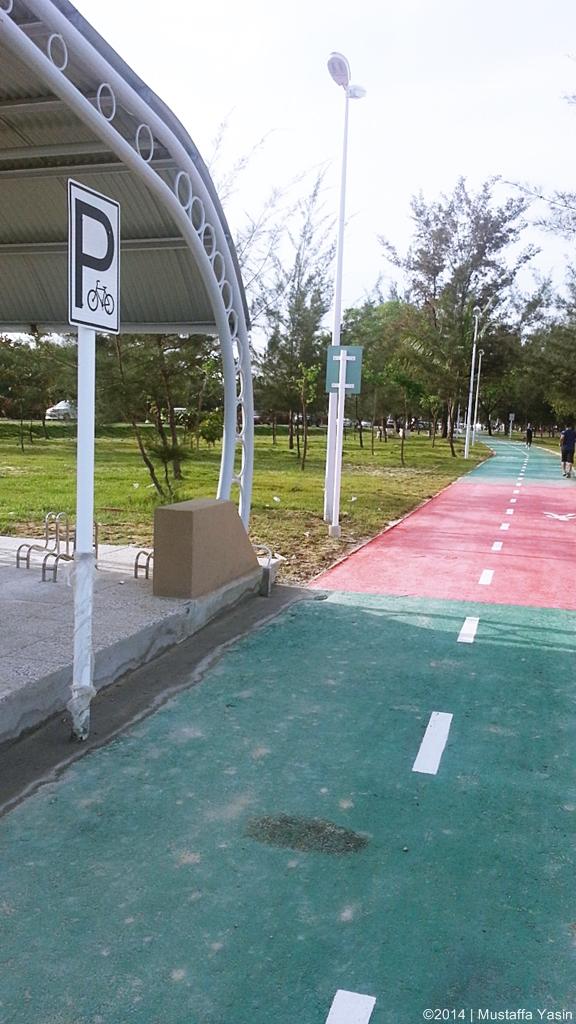 13050939023 31b0cd3433 o Trek Jogging Dan Berbasikal Tarikan Baru Di Kota Kinabalu, Sabah