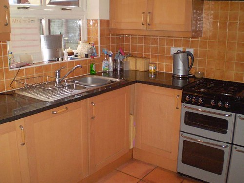 Upgrade the look of your kitchen with granite worktops