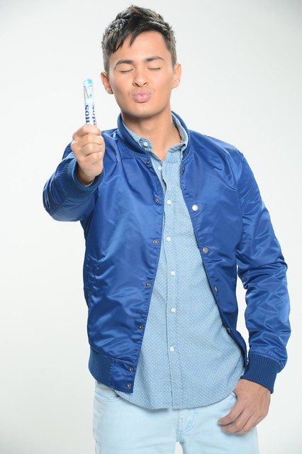Matteo Guidicelli, New Mentos Endorser (2)