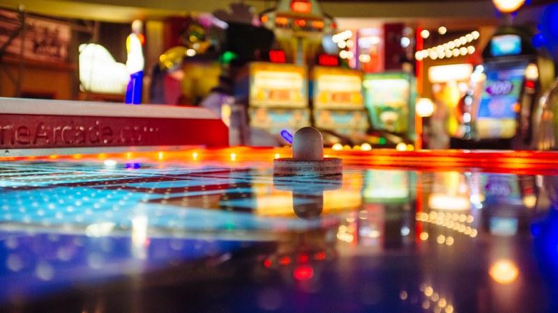 55/365 - The Arcades