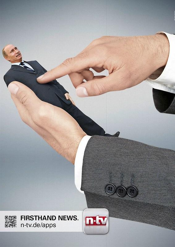 N TV - Valdimir Poutine